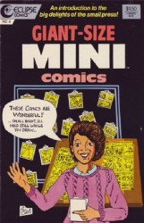 Eclipse Comics's Giant-Size Mini-Comics Issue # 4