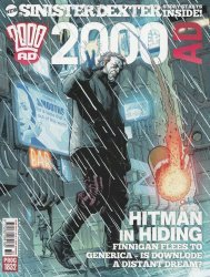 Rebellion's 2000 AD Issue # 1832