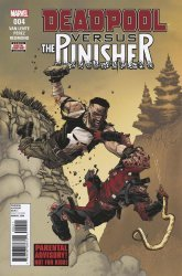 Marvel Comics's Deadpool vs Punisher Issue # 4