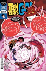 DC Comics's Teen Titans Go! Issue # 33
