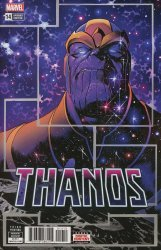 Marvel Comics's Thanos Issue # 14 - 3rd print