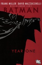 DC Comics's Batman: Year One Soft Cover # 1