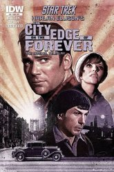 IDW Publishing's Star Trek: Harlan Ellisons City On The Edge Of Forever Original Teleplay Issue # 3sub