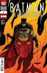 DC Comics's Batman: Adventures Continue Issue # 7