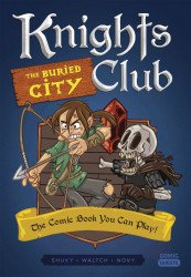 Quirk Books's Comic Quests: Knights Club TPB # 6