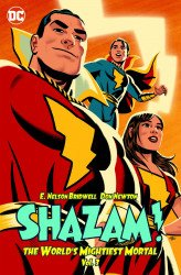 DC Comics's SHAZAM: The World's Mightiest Mortal Hard Cover # 3