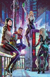 Marvel Comics's Silk Issue # 1unknown-d