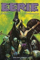 Dark Horse Comics's Eerie Archives Hard Cover # 25
