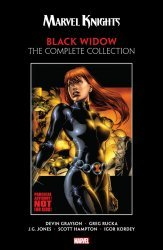 Marvel Comics's Marvel Knights: Black Widow - By Devin Grayson & Greg Rucka Complete Collection  TPB # 1
