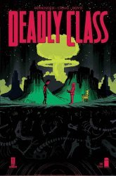 Image Comics's Deadly Class Issue # 36
