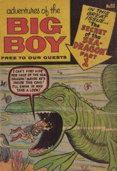 Timely Comics's The Adventures of Big Boy Issue # 52