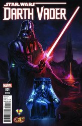Marvel Comics's Darth Vader Issue # 1legends comics