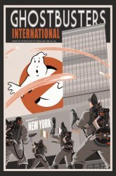 IDW Publishing's Ghostbusters International TPB # 1