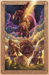 Archaia Studios Press's Jim Henson's Dark Crystal: Age of Resistance Issue # 8c
