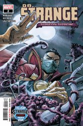 Marvel Comics's Doctor Strange: Surgeon Supreme Issue # 2