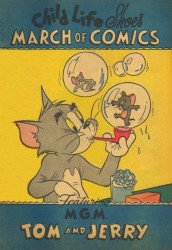 Western Printing Co.'s March of Comics Issue # 70d