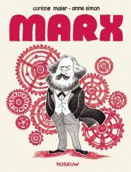 Nobrow Press's Marx Soft Cover # 1