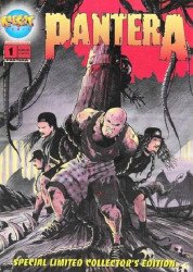 Rock-It's Pantera Issue # 1b