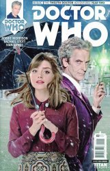 Titan Comics's Doctor Who: 12th Doctor Year Two Issue # 2b