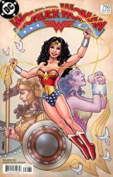DC Comics's Wonder Woman Issue # 750f
