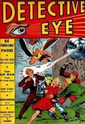 Centaur Publications's Detective Eye Issue # 1