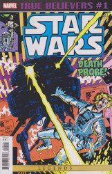 Marvel Comics's True Believers: Star Wars - Death Probe Issue # 1