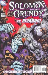 DC Comics's Solomon Grundy Issue # 2