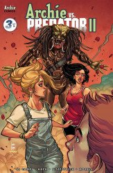 Archie Comics Group's Archie vs Predator 2 Issue # 3b