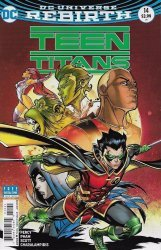 DC Comics's Teen Titans Issue # 14b