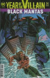 DC Comics's Aquaman Issue # 54