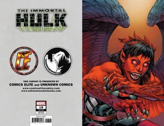 Marvel Comics's The Immortal Hulk  Issue # 18unknown/ce-b