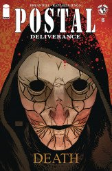Top Cow's Postal: Deliverance Issue # 8