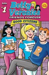 Archie Comics Group's Betty & Veronica: Friends Forever - Good Citizen Issue # 1