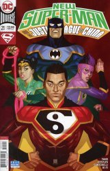 DC Comics's New Super-Man & The Justice League of China Issue # 21b