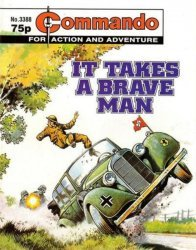 D.C. Thomson & Co.'s Commando: For Action and Adventure Issue # 3388