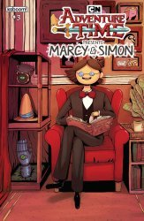 KaBOOM!'s Adventure Time: Marcy & Simon Issue # 3c