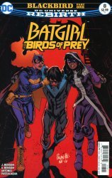 DC Comics's Batgirl and the Birds of Prey Issue # 8