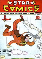 Centaur Publications's Star Comics Issue # 3