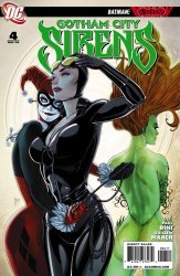 DC Comics's Gotham City Sirens Issue # 4