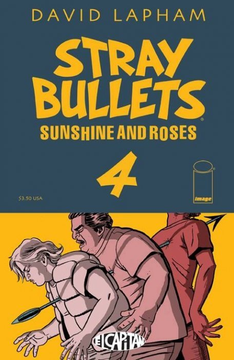 Image Comicss Stray Bullets Sunshine And Roses Issue 4