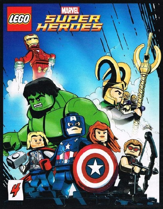 Lego: Marvel Super Heroes 2 (Marvel Comics) - ComicBookRealm.com