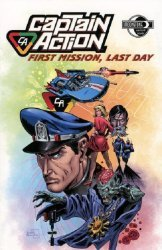 Moonstone's Captain Action: First Mission Last Day Issue # 1b