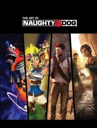 Dark Horse Comics's Art of Naughty Dog Hard Cover # 1