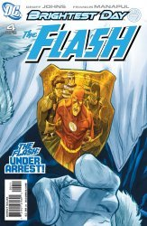 DC Comics's The Flash Issue # 4