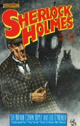 Eternity's Sherlock Holmes of the '30's Issue # 2