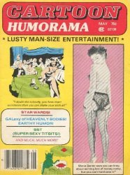 Visual Varieties's Cartoon Humorama Issue # 4