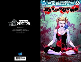 DC Comics's Harley Quinn Issue # 1yesteryear-a