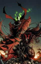 Image Comics's Spawn Issue # 307d