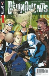Valiant Entertainment's Delinquents Issue # 1e