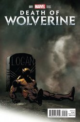 Marvel's Death of Wolverine Issue # 1bb